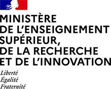 Ministère de l'Enseignement supéreiur, de la recherche et de l'innovation