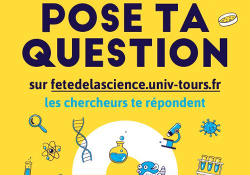 Pose ta question à un scientifique !