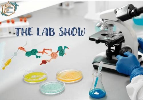 Expériences de microbiologie, de chimie et de physique