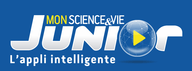 logo Mon sciences & vie junior